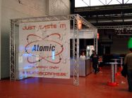 0000001 02 b banner Atomic with trusses on fair